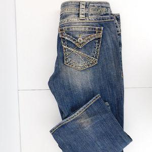 Silver Jeans Pioneer Women's Boot Cut Denim Jeans
